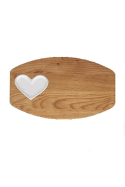 Inspired Generations Small-Wooden Love Board - Front cropped