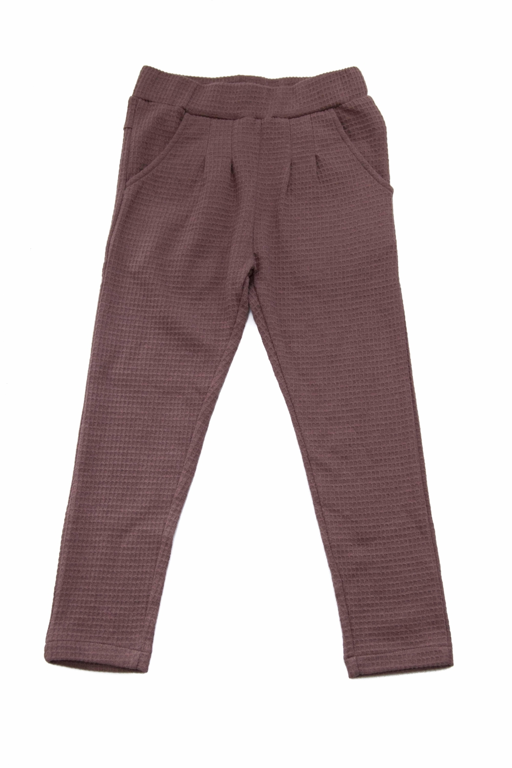 Small Rags Rose Harem Pants - Front Cropped Image