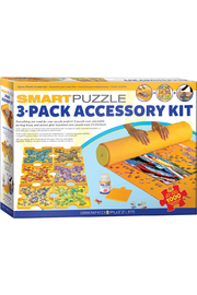 Eurographics Smart Puzzle 3-Pack Accessory Kit - Product Mini Image