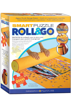 Shoptiques Product: Smart Puzzle Roll & Go Mat