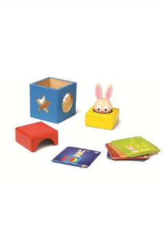 Shoptiques Product: Bunny Peek A Boo Game