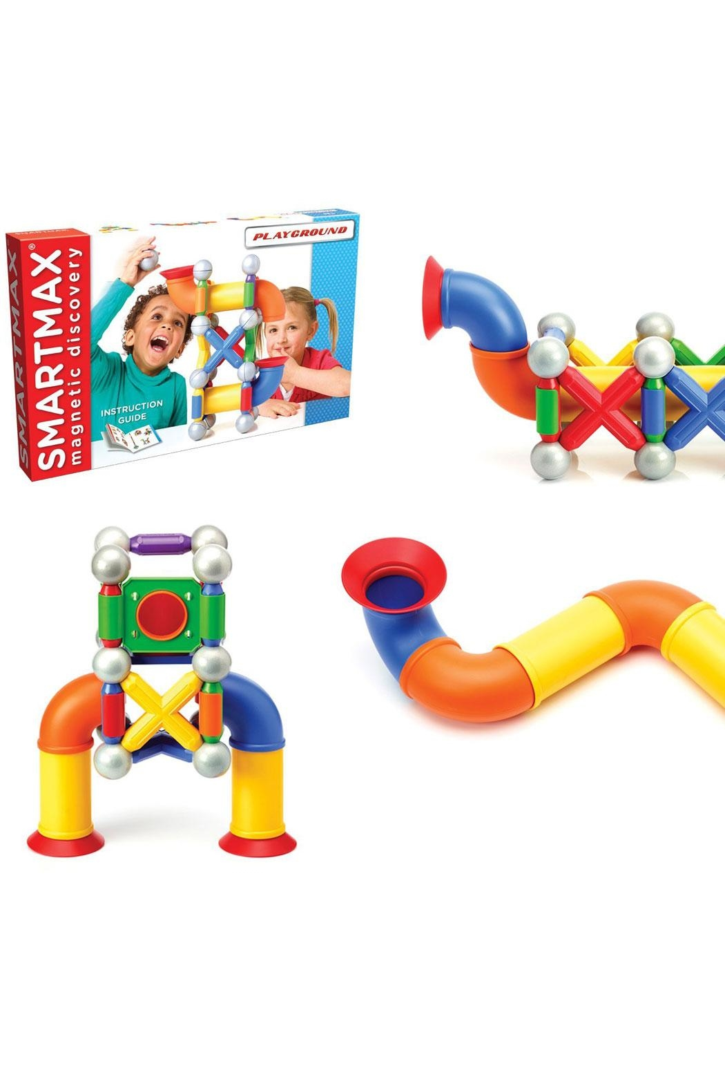 SmartMax Magnetic Discovery Playground - Main Image