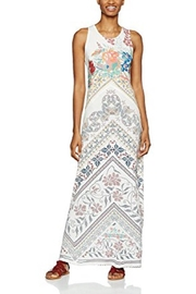 Smash  Floral Maxi Dress - Front cropped