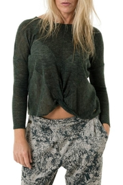 Smash  Mock Knot Sweater - Front cropped