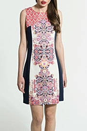 Smash  Morocan Print Dress - Product Mini Image