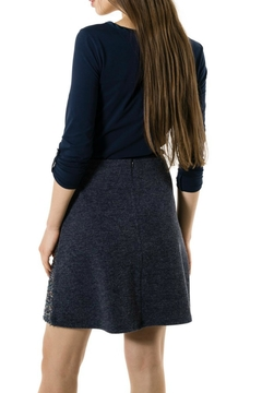 Smash  Multifabric Barcelona Skirt - Alternate List Image