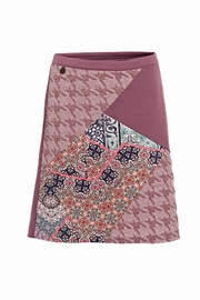 Smash  Patch Girl Skirt - Product Mini Image
