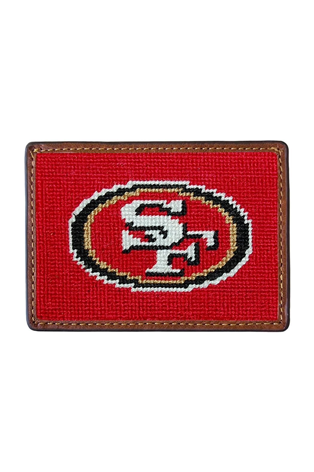 Smathers and Branson 49ers Creditcard Wallet - Main Image
