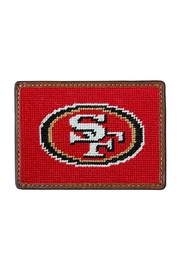 Smathers and Branson 49ers Creditcard Wallet - Product Mini Image