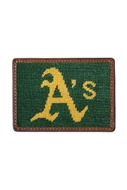 Smathers and Branson A's 1/2 Wallet - Product Mini Image
