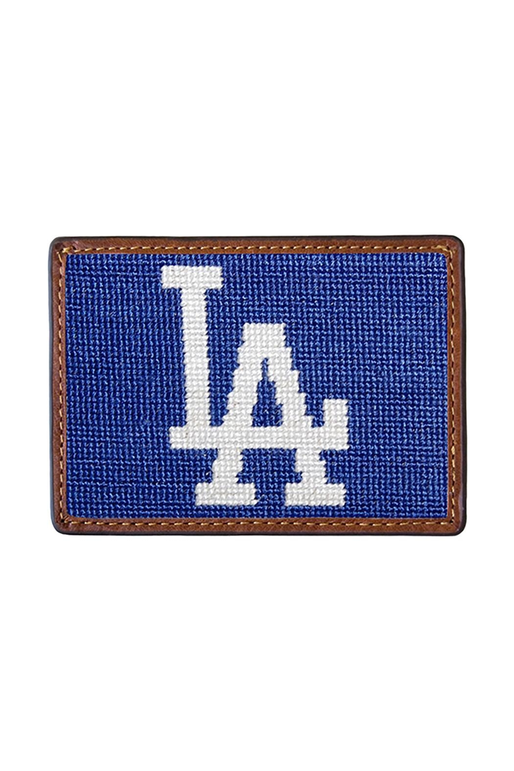 Smathers and Branson Dodgers 1/2 Wallet - Main Image