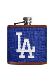 Smathers and Branson La Dodgers Flask - Front cropped