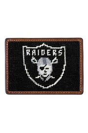 Smathers and Branson Raiders 1/2 Wallet - Front cropped