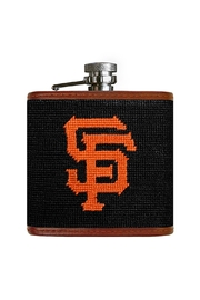 Smathers and Branson Sf Giants Flask - Front cropped