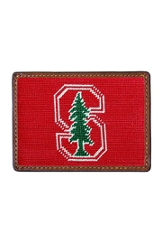 Smathers and Branson Stanford 1/2 Wallet - Front cropped