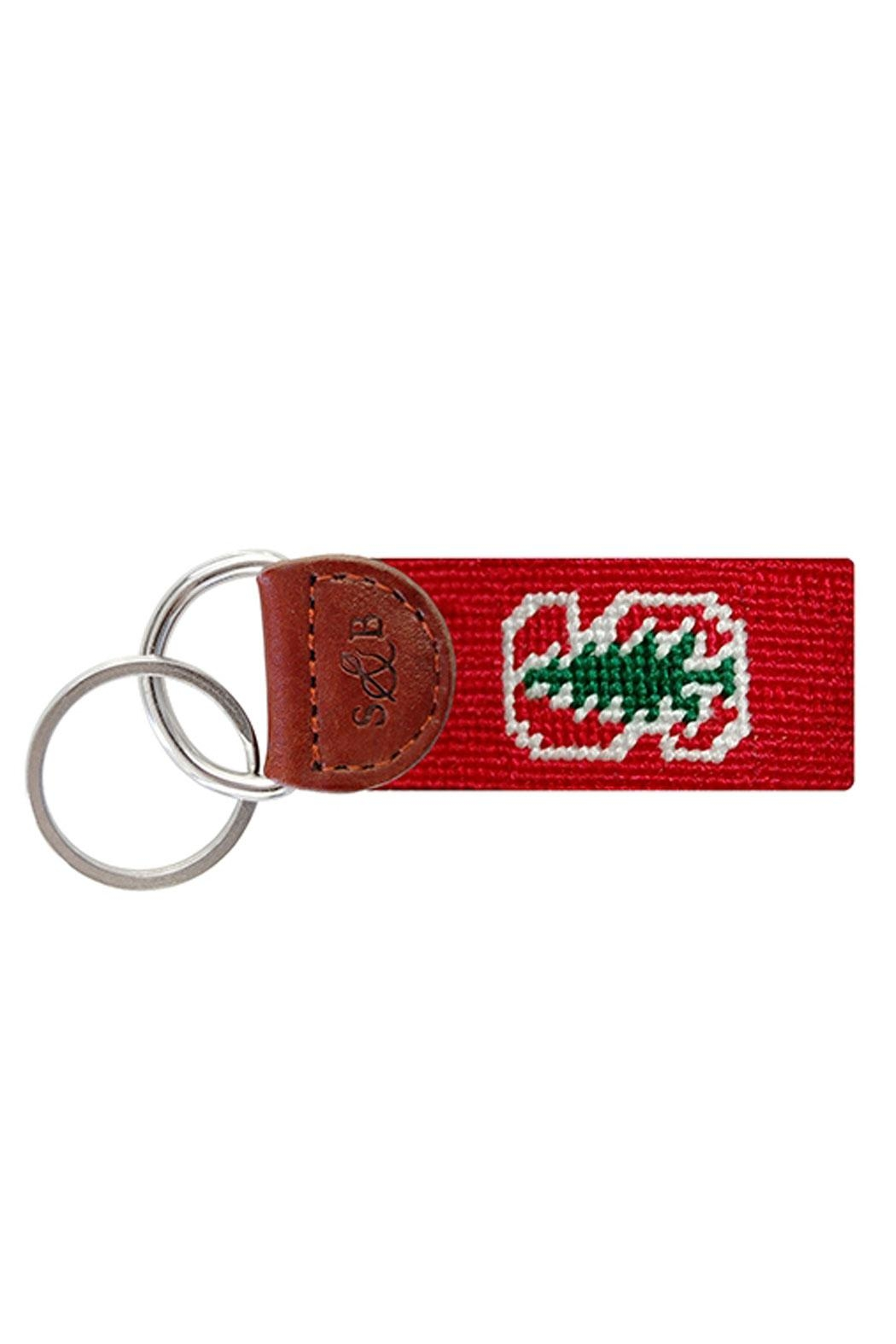 Smathers and Branson Stanford Key Fob - Main Image