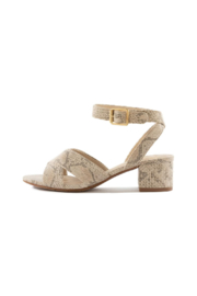 Seychelles Smell The Roses Heel - Front cropped