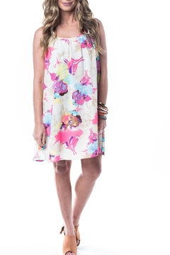 Smell the Roses Floral Dress - Alternate List Image