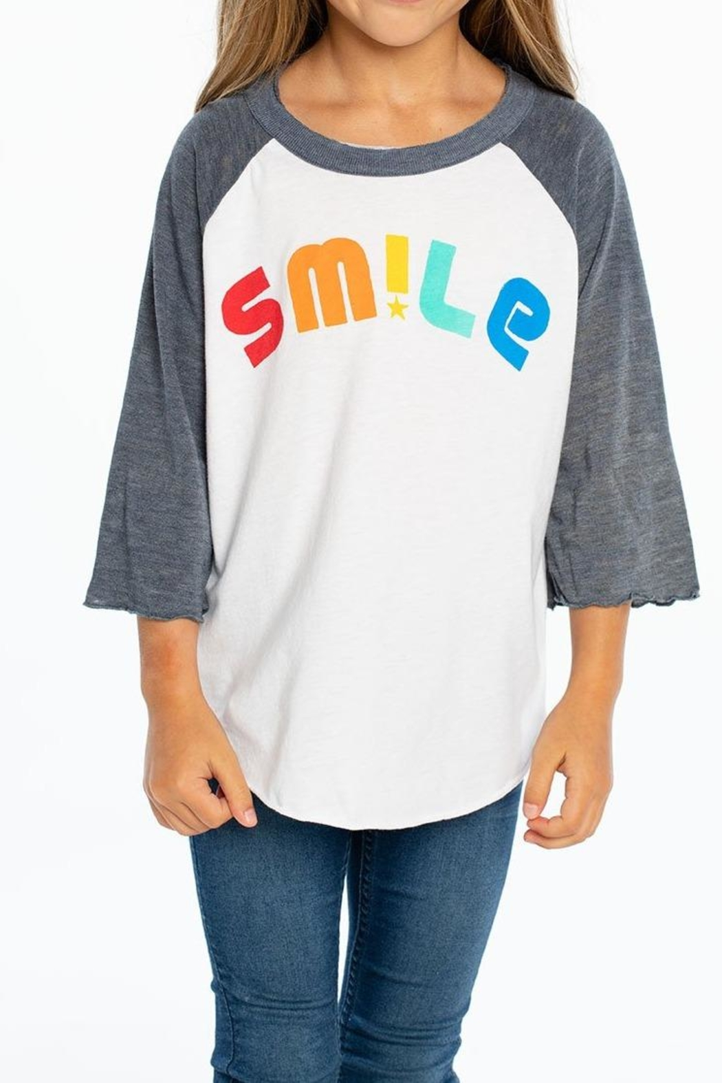 Chaser Smile Tee - Main Image