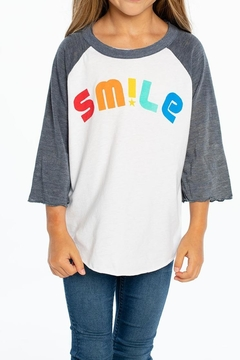Chaser Smile Tee - Product List Image