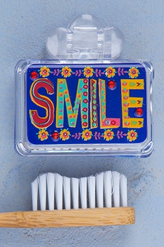 Wild Lilies Jewelry  Smile Toothbrush Cover - Alternate List Image
