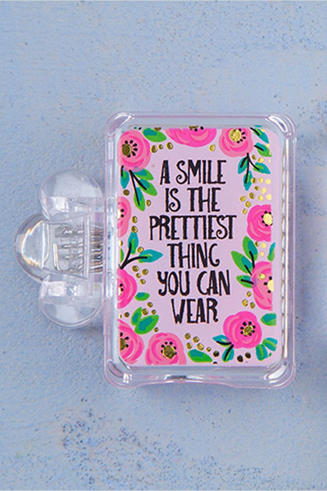 Natural Life Smile Toothbrush Cover - Main Image