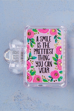 Natural Life Smile Toothbrush Cover - Alternate List Image