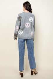 Thml Smiley Face Sweater - Other