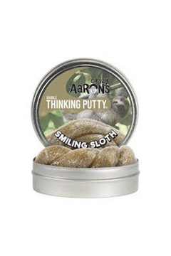 Crazy Aaron's Putty World Smiling Sloth 4