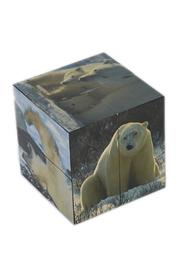 Smith Photography Polarbear Picture Cube - Front cropped