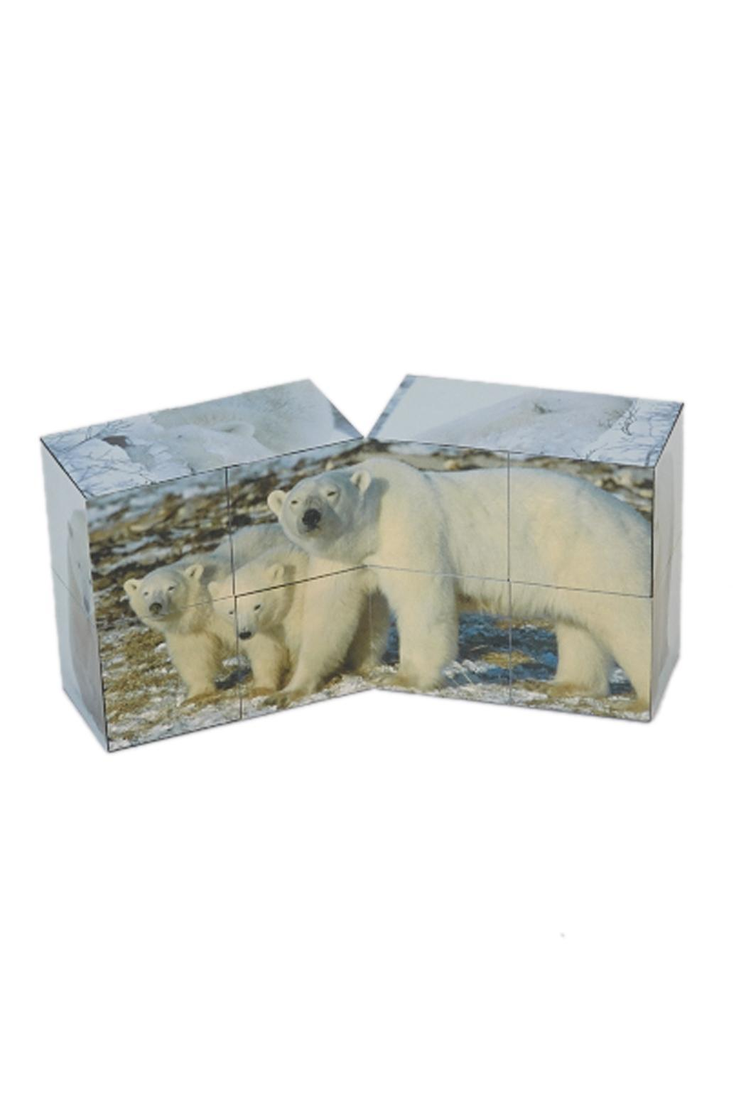 Smith Photography Polarbear Picture Cube - Side Cropped Image