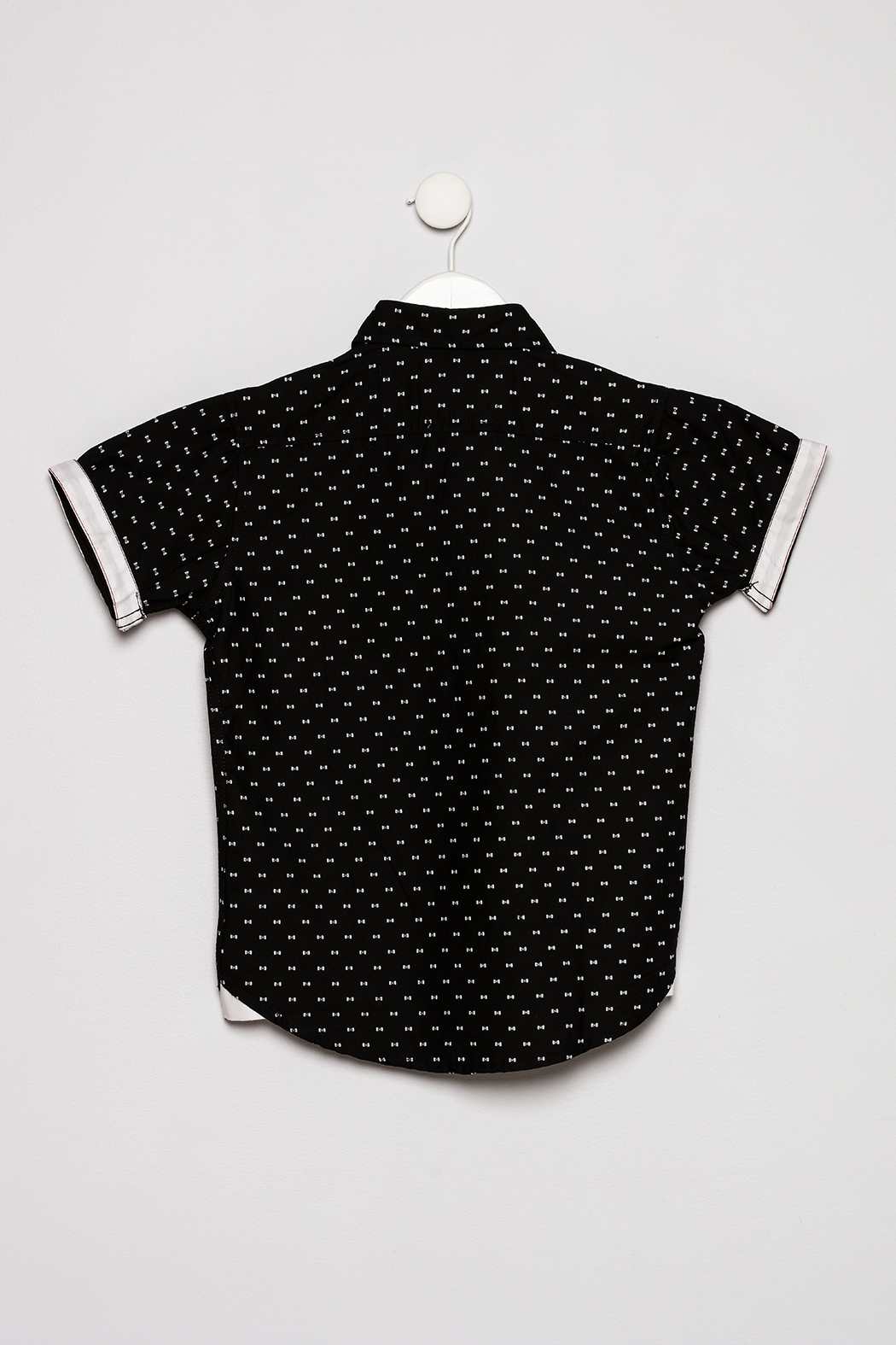 Smiths American Bowtie shirt - Back Cropped Image