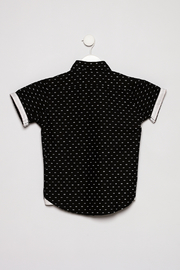 Smiths American Bowtie shirt - Back cropped