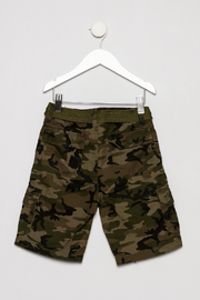 Smiths American Cargo Shorts - Back cropped