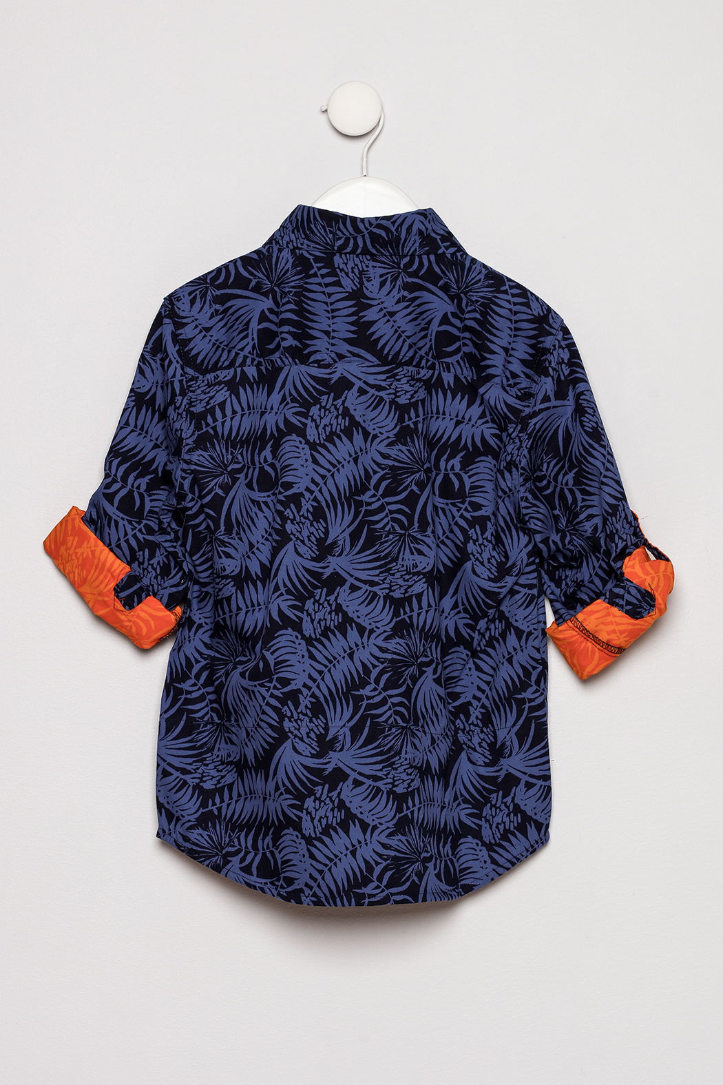 Smiths American Fern shirt - Back Cropped Image