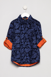 Smiths American Fern shirt - Front cropped