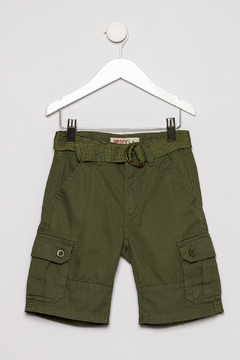 Smiths American Olive Cargo Short - Product List Image