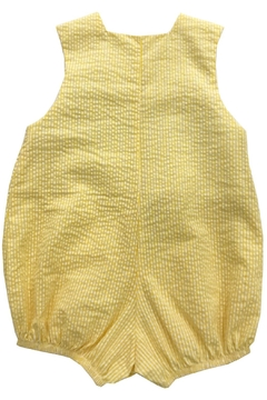 Bailey Boys Smocked Airplanes Infant-Bubble - Alternate List Image
