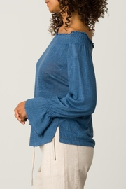Margaret O'Leary Smocked Pullover - Other