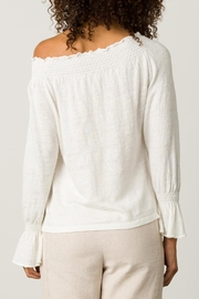 Margaret O'Leary Smocked Pullover - Side cropped