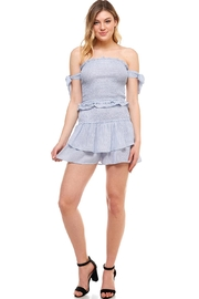 dress forum Smocked Tube Top - Product Mini Image