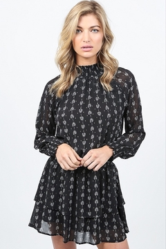 Allison Collection  Smocked Waist Dress - Product List Image
