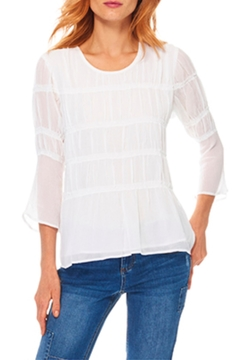 Shoptiques Product: Smocking Detail Blouse
