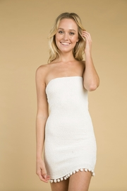Wild Honey Smocking Tube-Top Dress - Product Mini Image