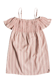 Roxy Smocky Sun Off-The-Shoulder Dress - Product Mini Image