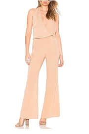 Indah Smoke Halter Jumpsuit - Product Mini Image