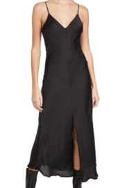 Free People  Smoke & Mirrors Maxi Slip - Front full body