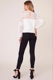 BB Dakota Smoke & Mirrors Top - Back cropped