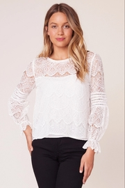 BB Dakota Smoke & Mirrors Top - Front cropped