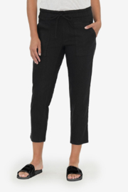 Kut from the Kloth Smoked Drawcord Pant - Product Mini Image